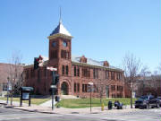 Coconino County Courthouse, Flagstaff, AZ