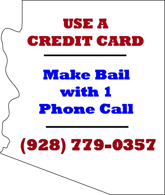 Credit Card Bail Bonds