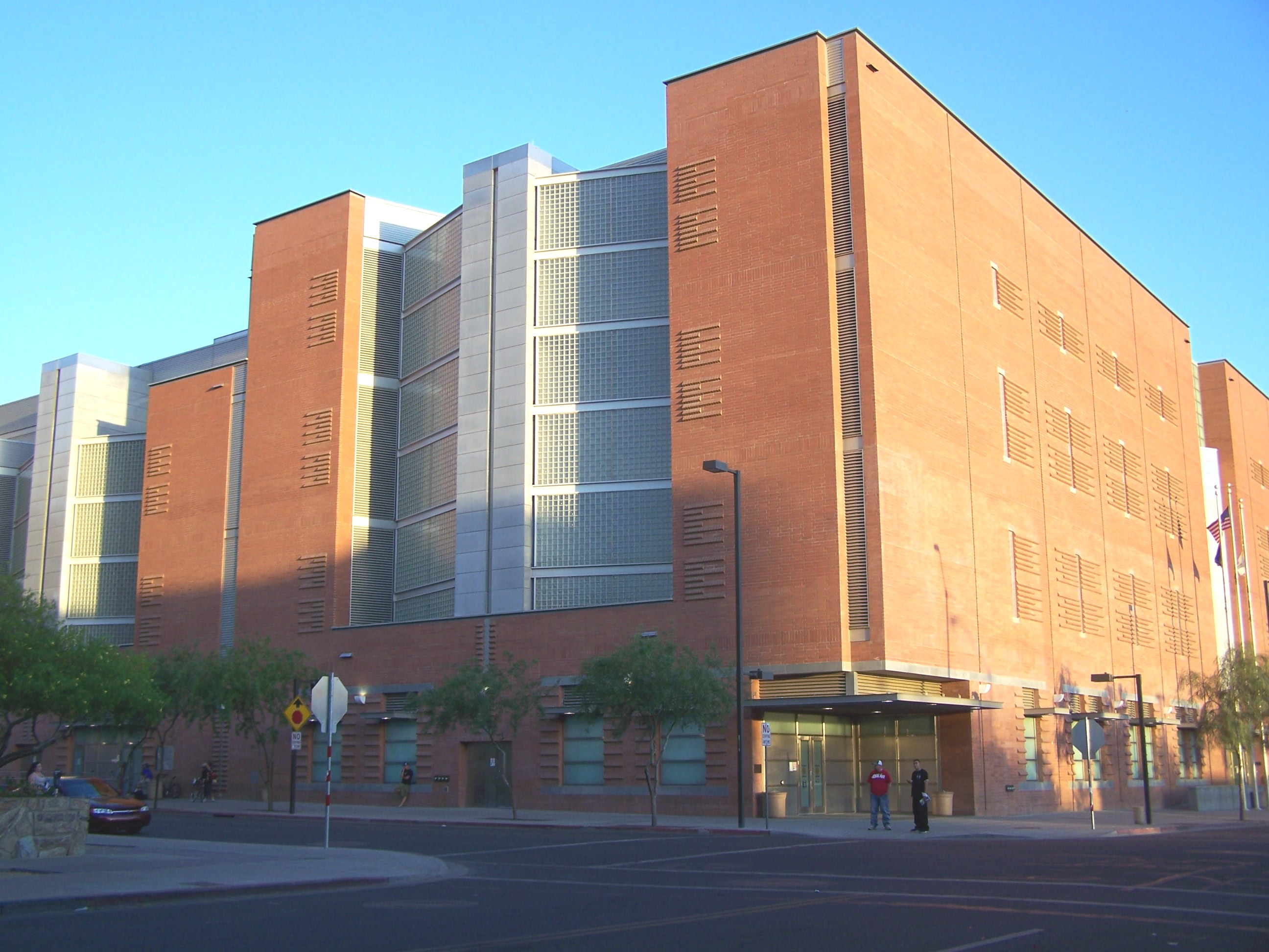 Maricopa County Jail - Fourth Avenue Jail